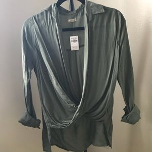 NEW long sleeve blouse